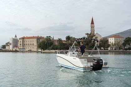 Rental Motorboat QUICKSILVER 555 Activ Open Trogir