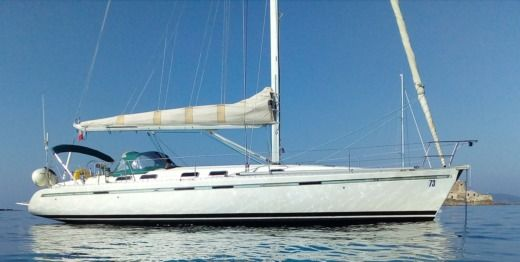 Sailboat Beneteau First45F5