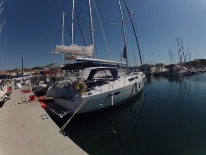 Charter Sailboat Hanse 445 Medulin