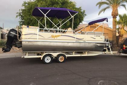 Miete Motorboot Sun Tracker 23ft Peoria