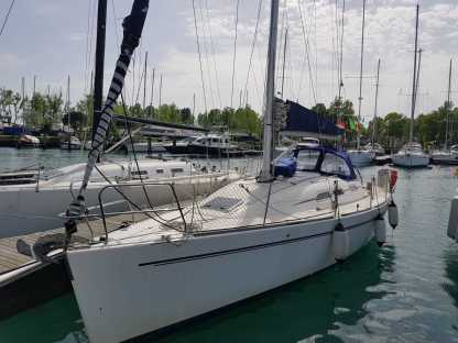 Charter Sailboat Elan 37 Monfalcone
