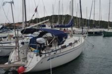 Bavaria 30 Cruiser in Trogir