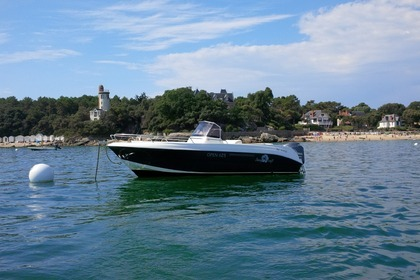 Charter Motorboat PACIFIC CRAFT 625 open Noirmoutier-en-l'Île