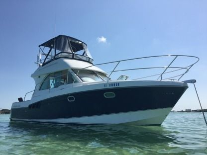 Rental Motorboat Beneteau Antares 34 North Miami