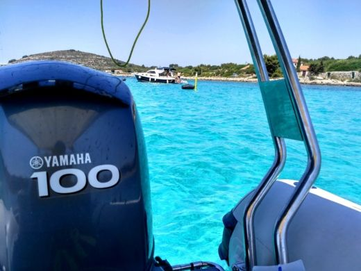 Joker Boat Coaster 580 in Trogir