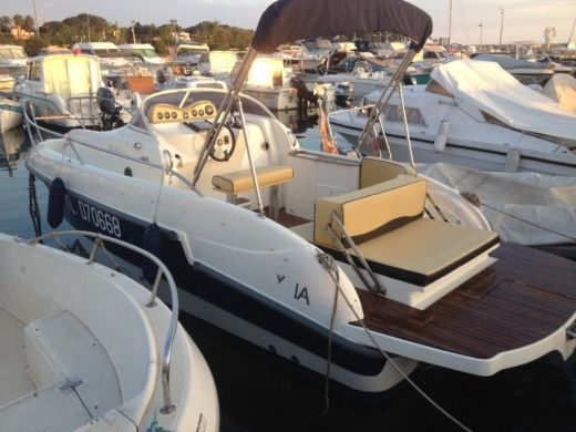 Lexsia Xs20i in Juan les Pins, Antibes for hire