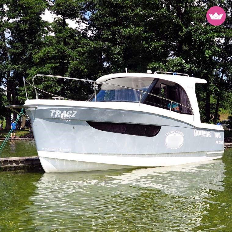 Аренда Janmor 700 в Piękna Góra - Click&Boat