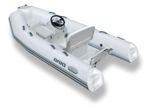 Motorboot Brig Falcon 330 T Luxe