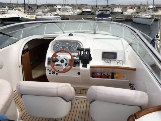 Miete motorboot in Cavalaire-sur-Mer