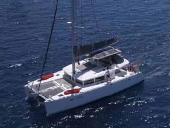 Charter Catamaran Lagoon 450 Palm-Mar