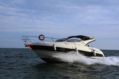Rental Motorboat Gobbi Atlantis 315 Sc Evo Sitges