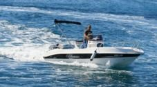 Motorboat Tancredi Nautica Bluemax 550 Open for hire