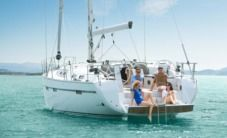 Sailboat Bavaria Cruiser 51 for hire