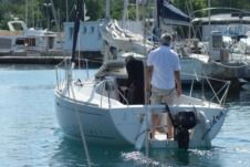 Sailboat Beneteau First 21.7 V