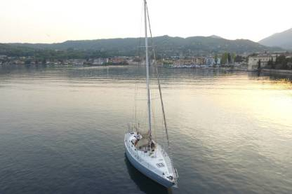 Miete Segelboot Nelson 46 Toscolano-maderno
