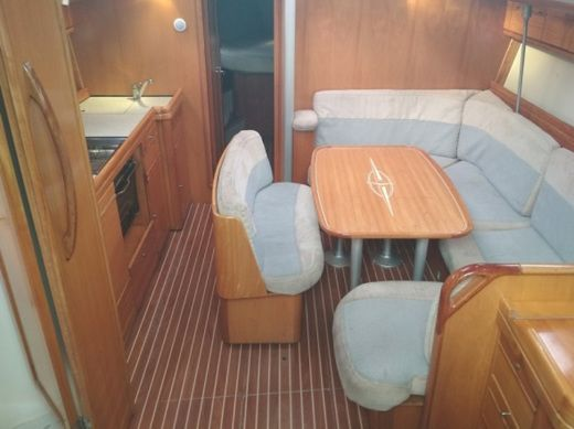 Sailboat Bavaria 40 Cruiser for rental