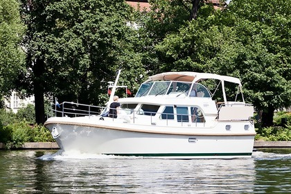 Hire Houseboat LINSSEN GRAND STURDY 40.9 AC Zehdenick