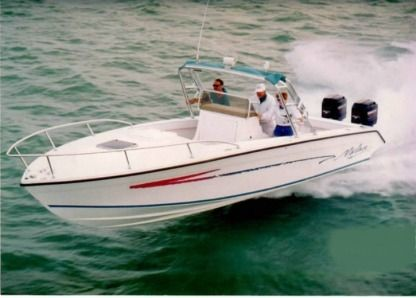 Rental Motorboat Marlago Sport Cuddy Boston