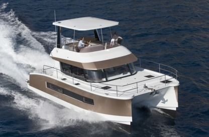 Charter Catamaran Fountaine Pajot My37 Road Town