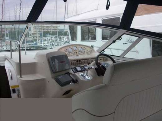Kcs International Esprit 4270 Cruiser Yacht in Menton for hire