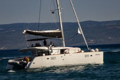 Location Catamaran Beneteau Lagoon 450 F Slano