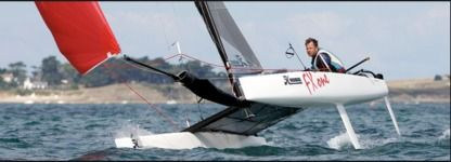 Location Catamaran Hobie Cat Fx One Trégunc
