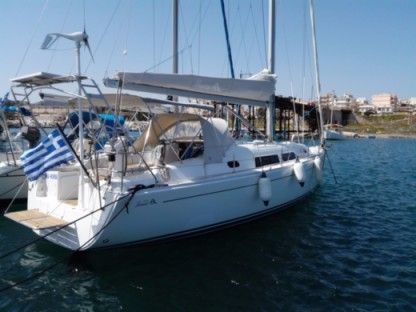 Charter Sailboat Hanse 37 Lavrion