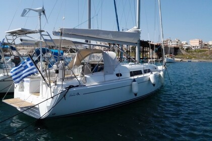 Rental Sailboat HANSE 37 Laurium