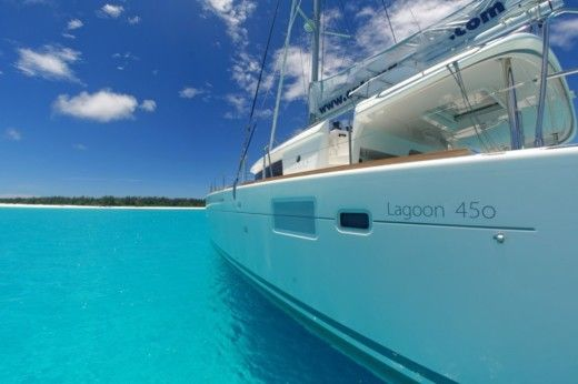 Lagoon Lagoon 450 in Sainte-Anne