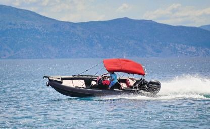 Location Semi-rigide Viper Bulet 6.50 Lefkada