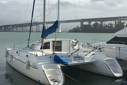 Noleggio Catamarano FOUNTAINE PAJOT Tobago San Francisco