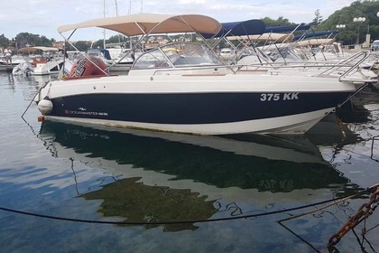 Hire Motorboat Admiral Boats Open Krk
