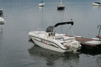 Rental Motorboat Trimarchi 57 s Verbania