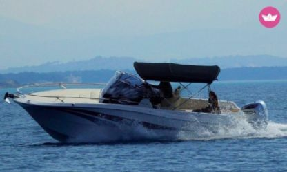 Miete Motorboot Atlantic 730 Sun Cruiser Vodice