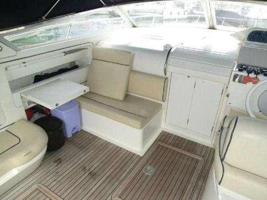Motorboat Fiart 36 Genius peer-to-peer