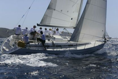 Rental Sailboat  Bavaria 36 Sporades
