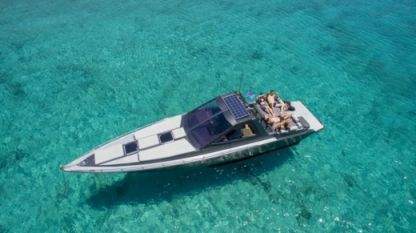 Verhuur Motorboot Stealth 41 Chania