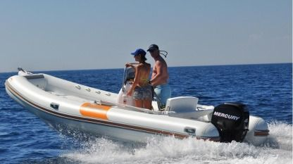 Location Semi-rigide Bat 510 Big Cayman Toscolano-maderno