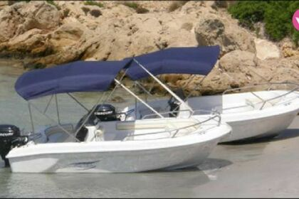 Hire Motorboat Astec 4,50 El Rompido