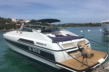 Hire Motorboat PERSHING 45 Porto Cervo