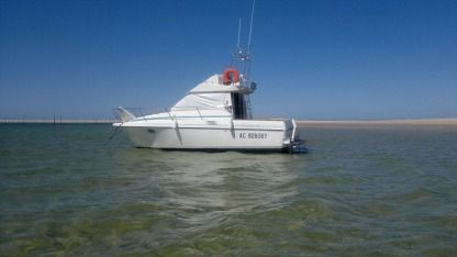 Rental Motorboat Beneteau Antares 805 Fly Arcachon