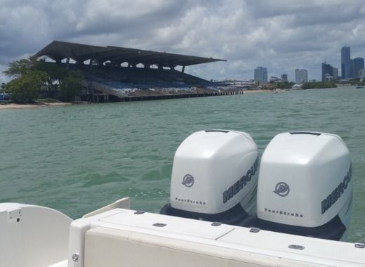 Mako 282Cc in Miami for hire