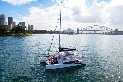 Rental Catamaran Seawind 1050 Resort Sydney