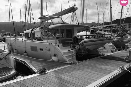 Location Catamaran LAGOON 400 Le Marin