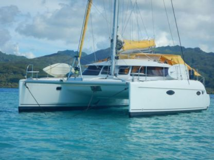 Location Catamaran Fountaine Pajot Lavezzi 40 Nouméa