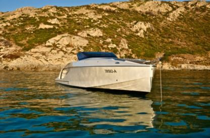 Charter Motorboat Frauscher Demon 1414 Saint-Tropez