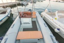 Refit Stingher 550 New Yamaha in Vrsar for rental