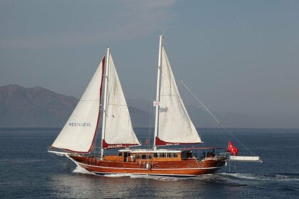Hire Sailing yacht Gulet Gulet - Deluxe Marmaris