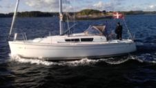 Sailboat Jeanneau Sun Odyssey 33I for rental