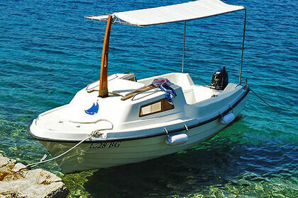 Charter Motorboat ADRIA 500 classic Turanj